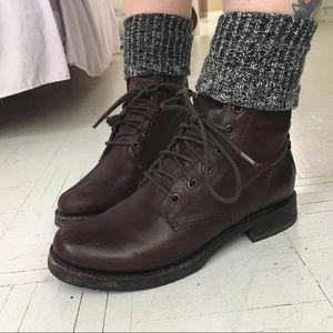 Frye boots!